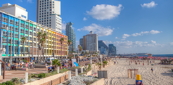 Live and study in Tel Aviv – the Mediterranean city that never sleeps