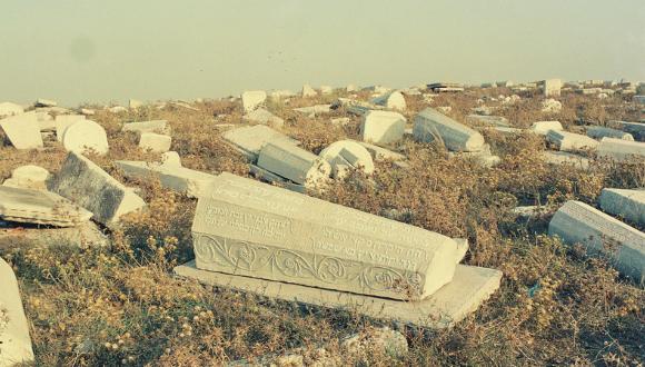 A World Beyond: Jewish Cemeteries in Turkey - Digital Humanities in Jewish Studies - Online Website Launch